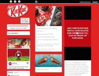 kitkat.co.za screenshot