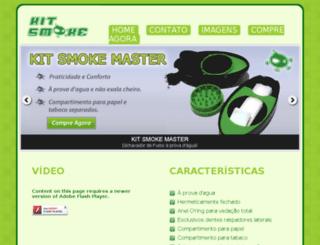 kitsmoke.com screenshot