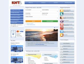 kittbg.com screenshot