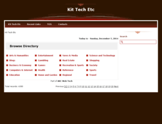kittechetc.com screenshot