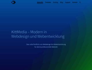 kittmedia.com screenshot