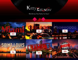 kittycatnow.com screenshot
