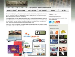 kittyhawkstudios.com screenshot