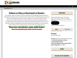 kivuyo.com screenshot