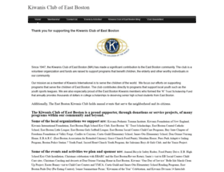 kiwanisclubofeastboston.weebly.com screenshot