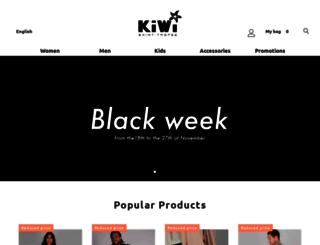 kiwi.fr screenshot