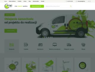 kiwigifts.pl screenshot