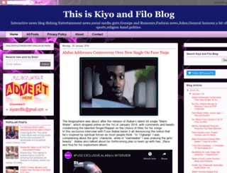 kiyoandfilo.blogspot.com screenshot