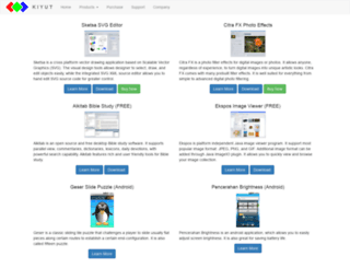 kiyut.com screenshot