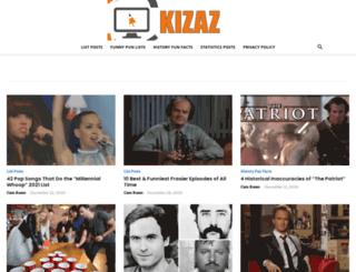 kizaz.com screenshot