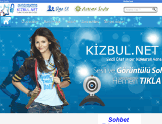 kizbul.net screenshot