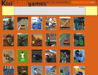 kizi100game.com screenshot