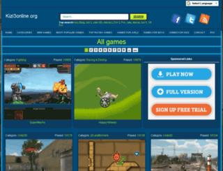 kizi3online.org screenshot