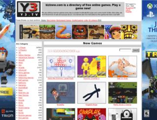 kizinew.com screenshot