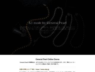 kj-mode.jp screenshot