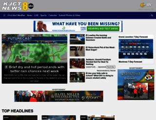 kjct8.com screenshot