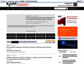 kjim.org screenshot