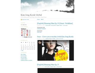 kjkglobal.wordpress.com screenshot
