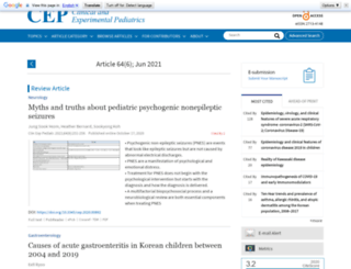 kjp.or.kr screenshot