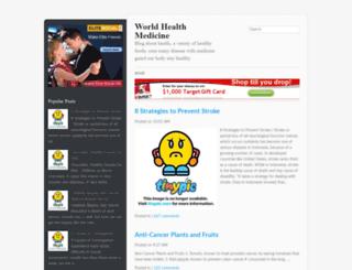 kkkmedicine.blogspot.com screenshot
