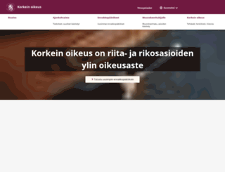 kko.fi screenshot