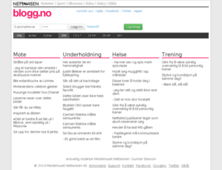 kkom.blogg.no screenshot