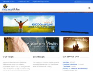 klamng.org screenshot