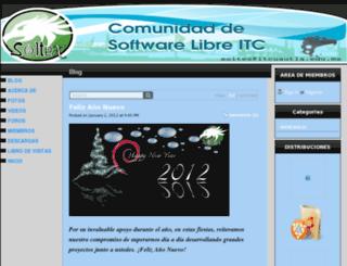 klan-omega.webs.com screenshot