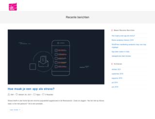 klantenbinder2.nl screenshot