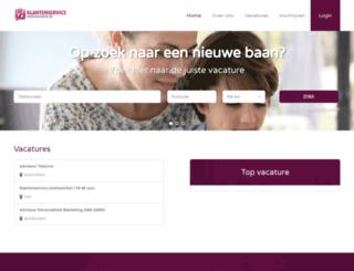 klantenservice-medewerker.nl screenshot