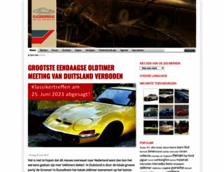 klassiekerweb.nl screenshot