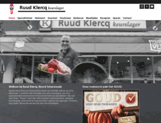 klavernoordscharwoude.keurslager.nl screenshot