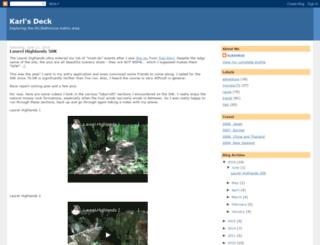 klbarrus.blogspot.de screenshot