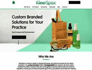 kleerspex.com screenshot
