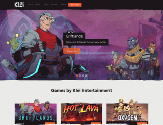 kleientertainment.com screenshot