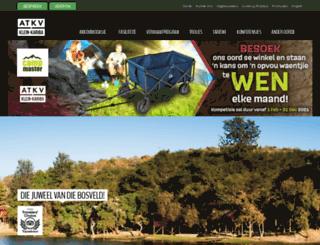 klein-kariba.co.za screenshot