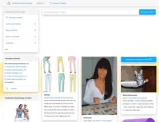 kleinanzeigen-24.net screenshot