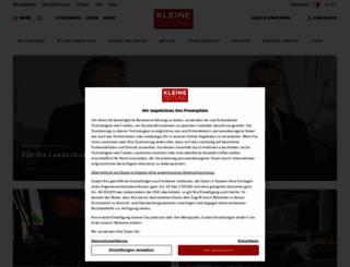 kleinezeitung.at screenshot