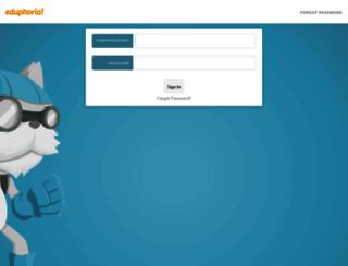 kleinisd.schoolobjects.com screenshot