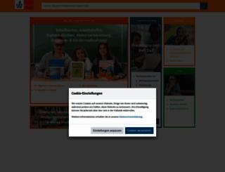klett.de screenshot