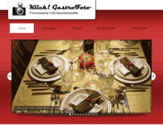 klick-gastrofoto.de screenshot