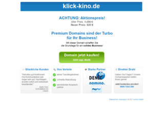 klick-kino.de screenshot