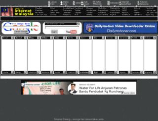 klik1malaysia.com screenshot
