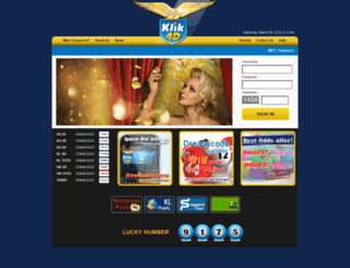 klik4d.com screenshot