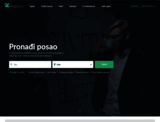 klikdoposla.com screenshot