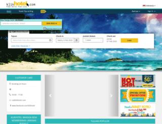 klikhotel.com screenshot