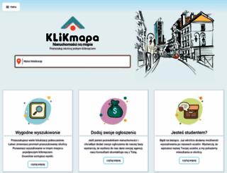 klikmapa.pl screenshot