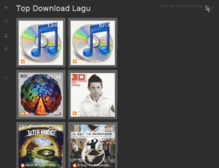 klikmusic-download.blogspot.com screenshot