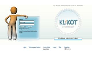 klikot.com screenshot