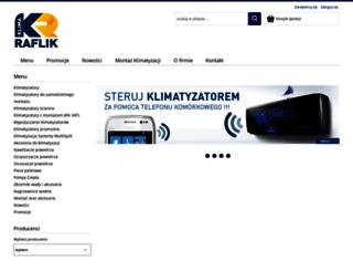klimatyzacja.istore.pl screenshot